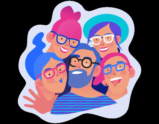 Choisir des lunettes adaptées à la forme de votre visage