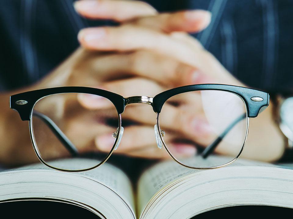 Verres pour lunettes de vue